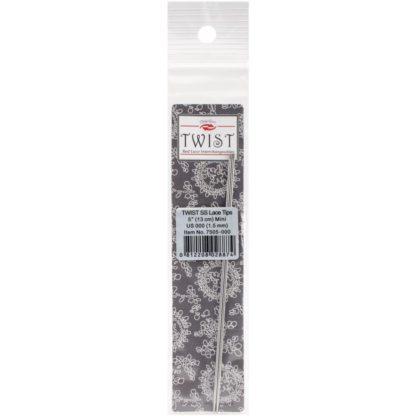 "ChiaoGoo Twist Red Lace 5"" Interchangeable Tips - 1.50mm"