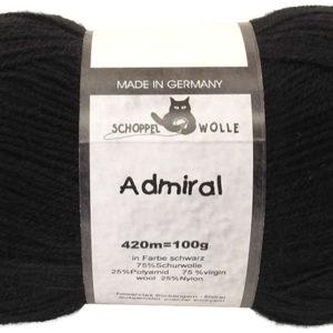Admiral - 880 Schwarz (Black)