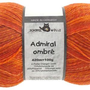 Admiral Ombre - 1880 Orangen Confit (Orange Confit)