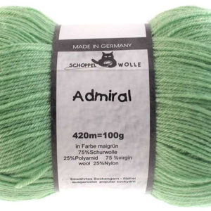 Admiral - 6760 Maigrün