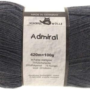 Admiral - 9505 Stahlgrau (Steel Grey)