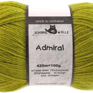 Admiral - 0383 Oliven (Olive)