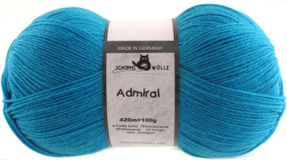 Admiral - 4780 Türkis (Turquoise)