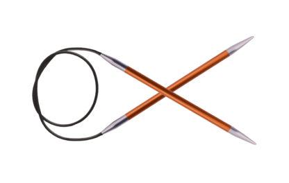KnitPro Zing Metal Fixed Circular - 2.75mm