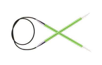 KnitPro Zing Metal Fixed Circular - 3.50mm