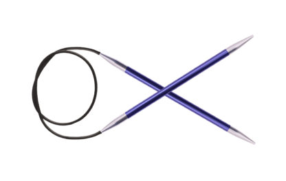 KnitPro Zing Metal Fixed Circular - 4.50mm