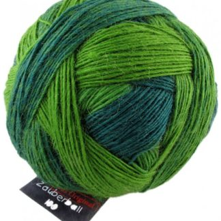 Zauberball 100 - Evergreen