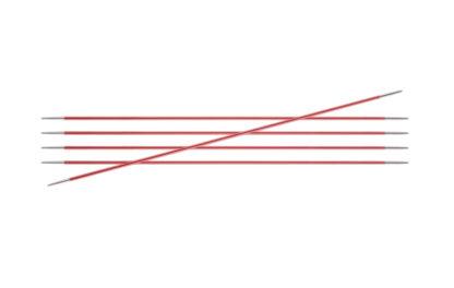 KnitPro Zing Metal Double Point Needles - 2.00mm