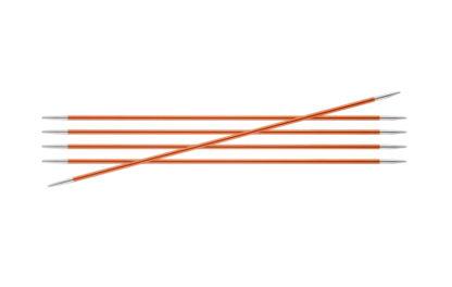 KnitPro Zing Metal Double Point Needles - 2.75mm