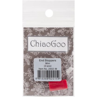 ChiaoGoo End Stoppers - [M]