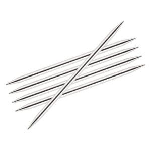 KnitPro Nova 10cm Double Point Needles