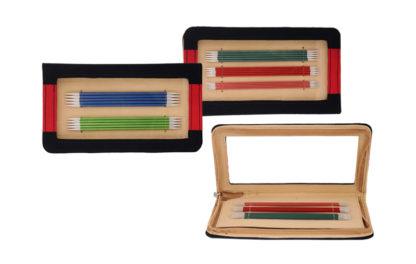 KnitPro Zing 15cm Double Point Needle Set