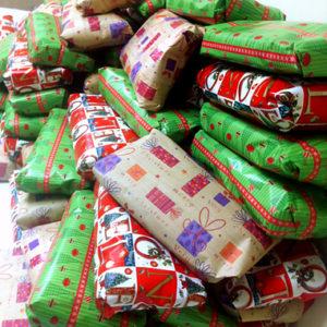 Christmas Club parcels