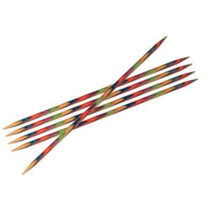 KnitPro Symfonie 15cm Double Point Needles