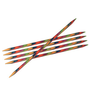 KnitPro Symfonie 10cm Double Point Needles