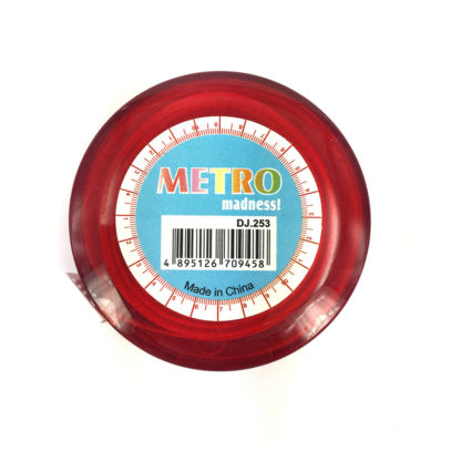 Metro Tape Measures - Red