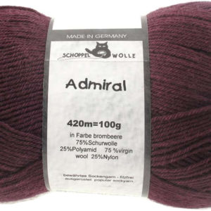 Admiral - 2085 Brombeere (Blackberry)