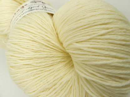 "Undyed VP Sock ""Birthday Suit"" (4ply) 200g Skein"