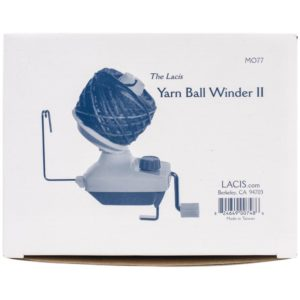 Lacis Yarn Ball Winder II - Packaging