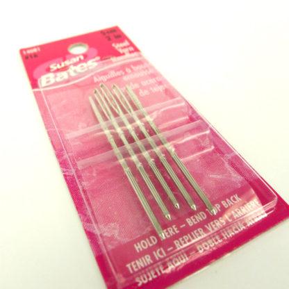 Susan Bates Steel Yarn Needles