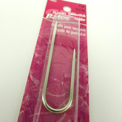 Susan Bates U-Shaped Cable Needle