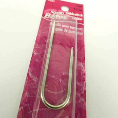 Susan Bates U-Shaped Cable Needle