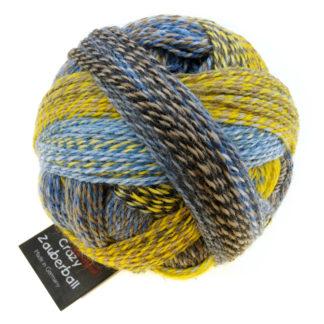 Zauberball Crazy - 75% Superwash wool/25% Nylon