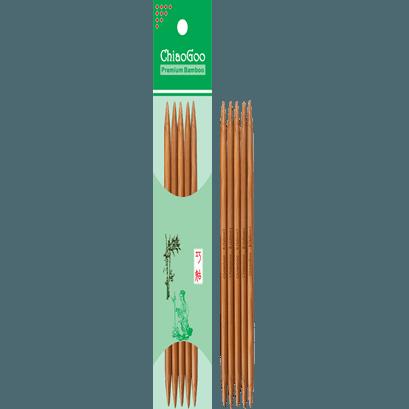 ChiaoGoo Bamboo Double Point Needles