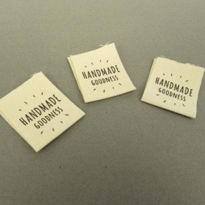Handmade Goodness Label
