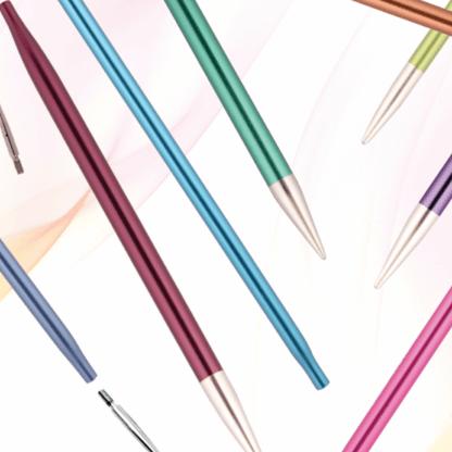 KnitPro Zing Interchangeable Tips