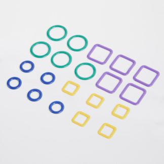 KnitPro Linea Metal Markers