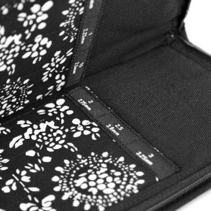 ChiaoGoo Double Point/Crochet Hook Case - Inside