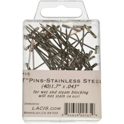 Lacis T-pins
